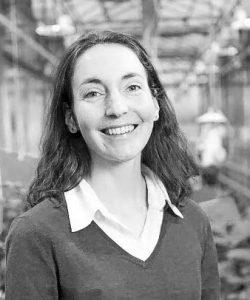 Sarah Danan vient de rejoindre l'équipe d'innovation de Vegenov.