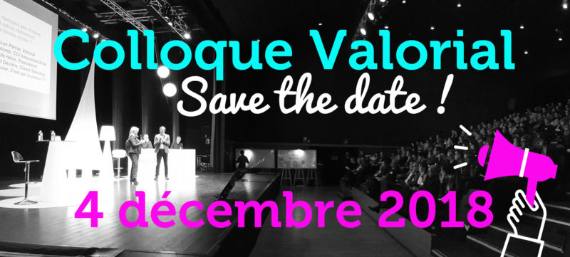 save the date colloque 2018
