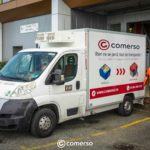 CDon Camion de collecte Comerso CDon