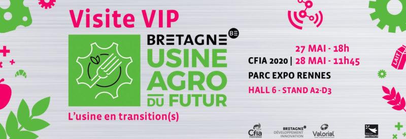 Bannière UAF Visite VIP logo ABEA mai2020