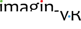 Imagin-VR Logo Noir