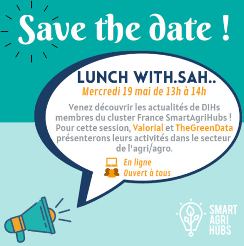 LunchWith Smart Agri Hubs